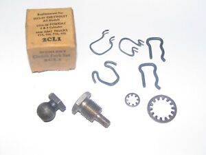 Clutch Fork Small Parts Kit 1931-1937 Chevrolet 31 32 33 34 35 36 37 CHEVY