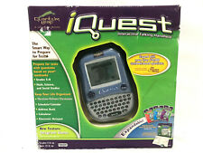 Quantum Leap Iquest Interactive Talking Handheld Kids Learning System Game Toy