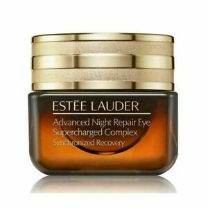 Estee Lauder Advanced Night Repair Eye Supercharged Complex 0.5 oz / 15 ml NEW