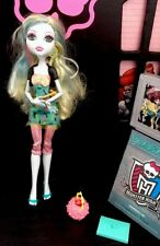 Monster High Lagoona Blue muñeca de día de imagen excelente estado ❤