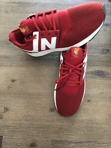 New Balance Liverpool Shoes LFC 125 Year Anniversary US 10