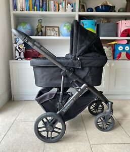 Uppababy Vista Buggy and Carrycot with Extras 2012