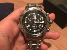 Nautica N19508g Stainless Steel Chronograph Watch For Men.Nautica sells for $195