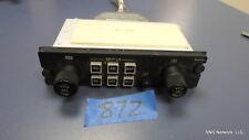 Collins HCP-74 HSI Control Panel P/N 622-6200-002 s/n 2247 (AR)