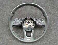 Audi A4 S4 8W A5 S5 F5 S-LINE Sport Volante de Cuero Calefacción