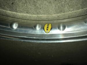 """Akront TR 21"""" x 1.6 unused rim, Undrilled for eg TY250R front wheel"""