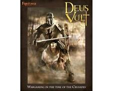 FireForge GAMES/Deus Vult: wargaming in the time of the Crusades rules