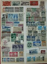 Ireland 1930 Shannon 1938 Temperance 1940 Parnell etc. Used Off-Paper  90 Stamps