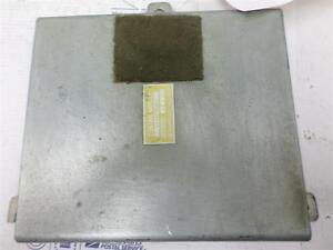 ENGINE COMPUTER ISUZU AMIGO 1990 8943378680 PCM ECM ECU OEM