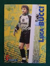 CALCIO 97 1997 CARDS n.13 PARMA LUCA BUCCI , Figurina Card Panini NEW