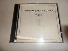 Cd   Emerson, Lake & Palmer  – Works Volume 2