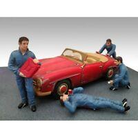 AMERICAN DIORAMA 23791 Paul or 23792 Dan or 23793 Scott mechanic figures 1:18th