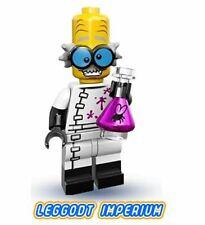 LEGO Minifigure Series 14 - Mad Scientist - minifig col14-3 FREE POST
