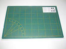 Tapis de Découpe pour Bureau Plastique dur Cutting Mat Format A3 NEUF