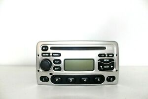 Ford 6000CD RDS Radio Wechslersteuerung & Codekarte 98AP-18C815-CB N032