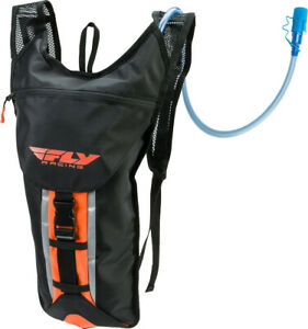 Fly Racing Hydropack Drink System 70 FL OZ - Orange/Black