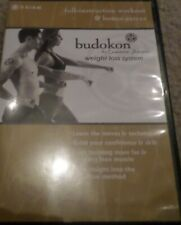 Budokon Weight Loss System Full-Instruction Workout DVD Fitness Martial Arts