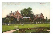Darlington - Ladies' Training College - old postcard