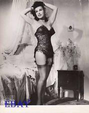 Silvana Pampanini busty leggy VINTAGE Photo