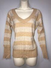 Jacob Connexion Cotton/Wool Blend Sweater Size L