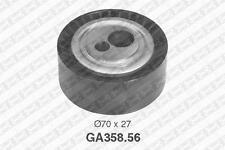 1 GALET TENDEUR PEUGEOT 206 SW (2E/K) 2.0 HDi 90 CH 07.2002-