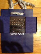 New SWAROVSKI crystal signed Slake Deluxe Gray Bracelet 5120524 With Bag