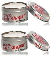 2 x Dax Cera Capelli Shaper Lattine 99g