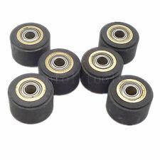 6pcs 4mmx11mmx16mm Pinch Roller Printer Parts For Roland Vinyl Plotter Cutter