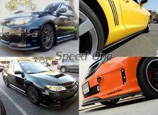 1x Bumper Body Kit Protector for Mazda 2 3 5 6 Atenza MX-5 miata RX-7 8 CX-5
