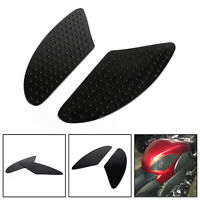 Tank Traction Pad Side Gas Knee Grip Protector 3M For Kawasaki ZX 6R Z1000 Bk TZ