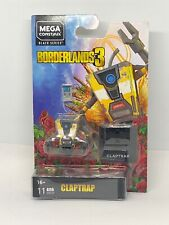 MEGA CONSTRUX 2020 Wave 2 CLAPTRAP GNV39 BORDERLANDS 3 11 PIECES IN STOCK