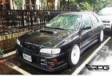 RPG STi Style Front Lip for 99-01 Subaru Impreza WRX STi GC8 GF8 MeanEye Classic