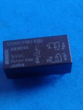 V23100-Z1301-B201 SIEMENS 5VDC Relay (NOS)
