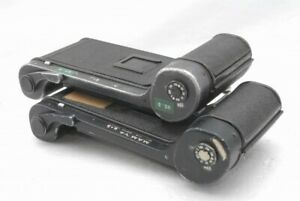 Mamiya 6x9 Roll Film Back Holder Universal Press Super 23 2set *M3149