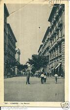 cm 147 1942 NAPOLI Vomero - Via Bernini - viagg -FP Ed. Sagri