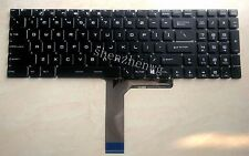 New for MSI GT62 GE62 GS60 GS70 GL62 GL72 GP62 GP72 US keyboard no backlit