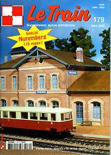 LE TRAIN N° 179 DE 2003, UNE CASERNE DE POMPIERI AL'SCALA HO