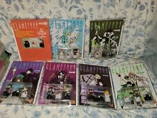 Clamp No Kiseki Magazine 5, 7-12 Manga Chess Set Figure Run Tsubasa Chobit New