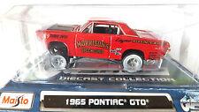 Maisto 1965 Pontiac GTO