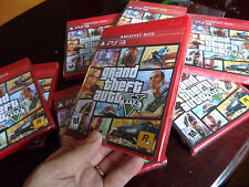 Grand Theft Auto V PS3 SONY Grand Theft Auto 5 FIVE (1GAME) AUTHENTIC US EDITION