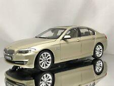 GT Autos Welly GTA BMW 535i (F10) 5 Series Sedan Beige Metallic 1:18