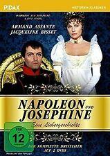 Napoleon und Josephine - Eine Liebesgeschichte / Der komp... | DVD | Zustand gut