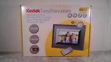 """KODAK - EasyShare"" # EX1011 - Digital Picture Frame"