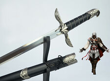 ALTAIR ASSASSIN'S CREED STAINLESS STEEL MAJESTIC SWORD STAINLESS STEEL COSPLAY