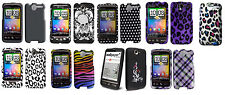 Solid Design Faceplate Hard Cover Phone Case for HTC Desire A8181 / Bravo / G7