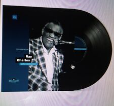 "RAY CHARLES ""AU PALAIS DES SPORTS"" VINYLE 300 EXEMPLAIRES NUMEROTES NEUF - NEW"