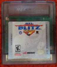 Nintendo Game Boy Color. NFL Blitz 2001. CGB-BLIE
