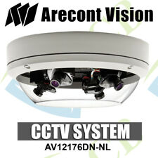 Arecont Vision SurroundVideo Omni AV12176DN-NL 12MP WDR H.264 All-in-One CCTV