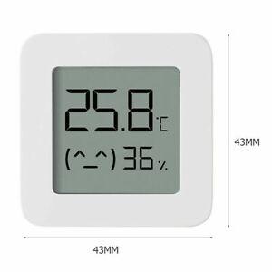 Mijia Bluetooth Thermometer Hygrometer 2 Temperature Humidity Sensor + APP