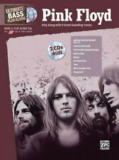 Pink Floyd Sheet Music Ultimate Bass Play-Along BASS TAB Book and CD N 000701165